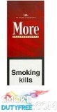 More International 120s Hard Pack cigarettes made in EU, 1 carton,10 packs. Free shipping!