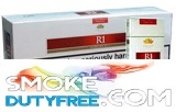 R1 Red King Size cigarettes made in Germany. 1 carton, 10 packs. Free shipping!