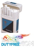 Parliament Full Flavor King Size Box cigarettes made in EU. 1 carton, 10 packs. Free shipping!