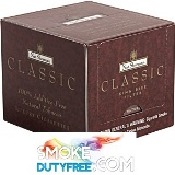 Nat Sherman Classic cigarettes made in USA, 1 Cube, 100 cigarettes, Free shipping!