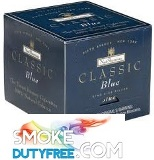 Nat Sherman Classic Blue cigarettes made in USA, 1 Cube, 100 cigarettes, Free shipping!