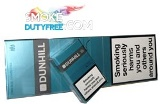 Dunhill Fine Cut Menthol  Green cigarettes made in EU. 1 carton, 10 packs. Free shipping!