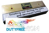 Raquel Gold Classic King Size cigarettes made in EU. 1 carton, 10 packs. Free shipping!