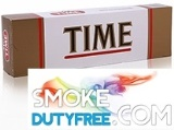 Time Red King Box cigarettes made in EU. 1 carton, 10 packs. Free shipping!