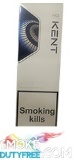 Kent HD Blue Rounded Pack cigarettes made in EU. 1 carton, 10 packs. Free shipping!