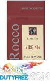 Rocco King Size cigarettes made in EU. 1 carton, 10 packs. Free shipping!