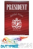 President King Size cigarettes made in EU. 1 carton, 10 packs. Free shipping!