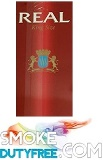 Real Red King Size cigarettes made in EU. 1 carton, 10 packs. Free shipping!