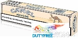 Camel Non Filter cigarettes made in EU. 1 carton, 10 packs.