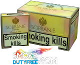 Sobranie Cocktail 100s cigarettes made in UK. 1 carton, 10 packs. Free shipping!