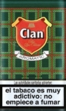 Clan Mixture pipe tobacco made in EU. 5 x 50 g pouches. Free shipping!