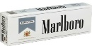 Marlboro Silver King Size Cigarettes made in Switzerland. Free shipping!