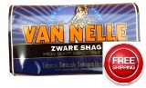 Van Nelle Zware Shag Hand Rolling Tobacco made in Netherlands. 5 x 50 g pouches. Free shipping!