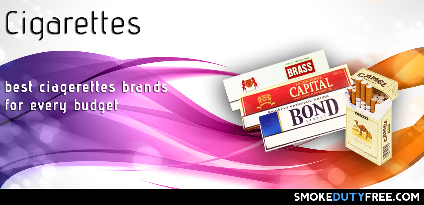 Duty Free Cigarettes Online